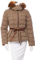 Moncler Chardonneret Down Jacket