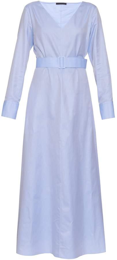 The Row Laisley Sea Island cotton shirtdress