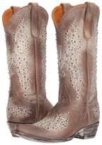 Old Gringo Eagle Metal Cowboy Boots