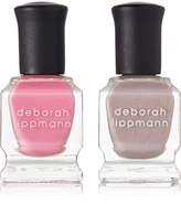 Deborah Lippmann Hologram Girl Nail Polish Set - Pink