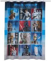 Star Wars Collage Shower Curtain