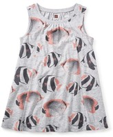 Tea Collection Toddler Girl's Esperance Trapeze Dress