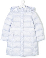 Armani Junior quilted padded coat