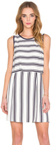 1 STATE Sleeveless Pop Over Dress