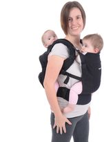 Stuff 4 Multiples Twingaroo Tandem Double Baby Carrier in Black
