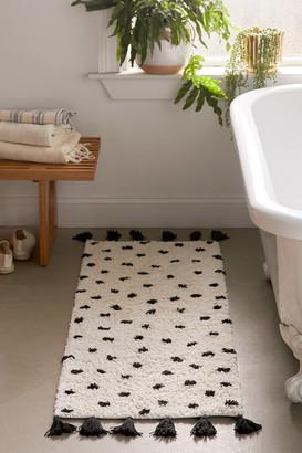 Urban Outfitters Dorit Shag Runner Bath Mat
