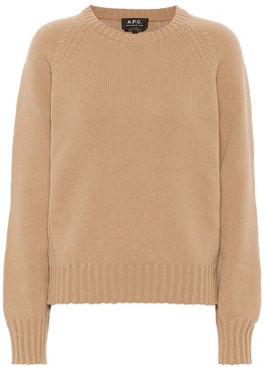 A.P.C. Alyssa wool sweater