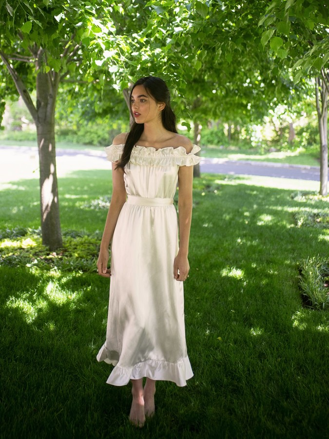 Reformation Limoncello Dress
