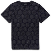 A.p.c. - Printed Stretch-cotton Jersey T-shirt