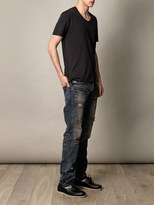 PRPS Fury straight-leg jeans