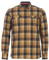 Oxbow L2CHARK men's Long sleeved Shirt in Beige