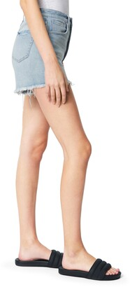 Joe's Jeans The Kinsley High Waist Fray Hem Cutoff Denim Shorts