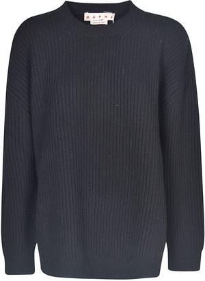 Marni Oversize Ribbed Sweater