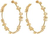 Aurelie Bidermann Tamar gold-plated earrings