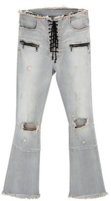 Ben TavernitiTM Unravel Project BEN TAVERNITI UNRAVEL PROJECT Denim pants