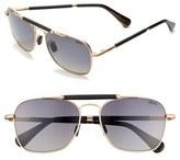 Zeal Optics 'Draper' 55mm Polarized Plant Based Sunglasses