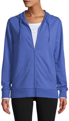 ST. JOHN'S BAY French Terry Midweight Track Jacket