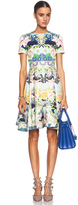 Mary Katrantzou Nevis Silk-Blend Dress