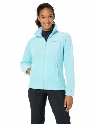 Columbia Women's Plus Size Benton Springs Fleece Jacket