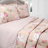 Rosemary Reversible Quilt Set