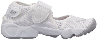 Nike Rift Children'sTrainers- White/Grey
