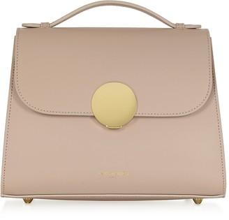 Bombo Top-Handle Satchel Bag w/Stap