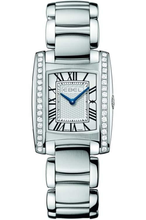 Ebel Ladies Brasilia Diamond Watch 1216068