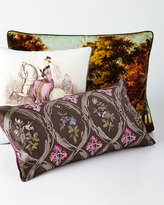Designers Guild Queen Victoria Amethyst Pillow