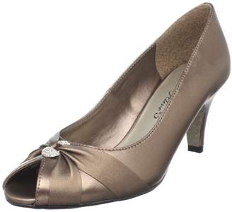 Easy Street Shoes Women's Sunset Open-Toe Pump