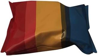 Anya Hindmarch Crisp Packet Multicolour Metal Clutch bags