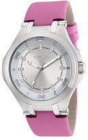 Invicta Women's 'Wildflower' Quartz Stainless Steel Casual Watch, Color:Pink (Model: 21758)