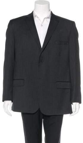 Givenchy Wool Notch-Lapel Blazer