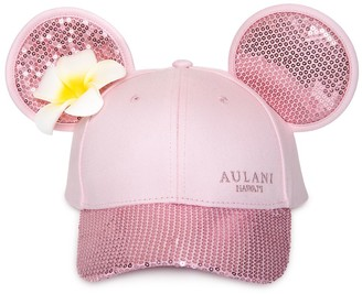 Disney Mickey Mouse Sequined Baseball Cap for Adults Aulani, A Resort & Spa