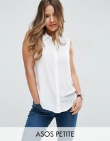 Asos Sleeveless Blouse