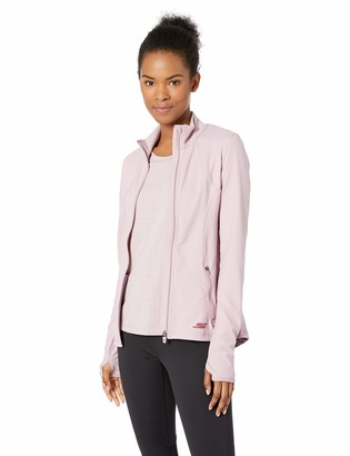 Skechers Women's Go Walk Long Sleeve Full Zip Misty Jacket