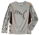 Puma Boys' Allover Top.