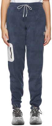 Reebok Classics Blue Winter Escape Lounge Pants