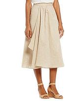 Preston & York Avery Linen Skirt