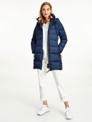 Tommy Hilfiger Down-Filled Padded Coat