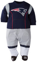 Gerber New England Patriots Footysuit, Baby Boys (18 months)