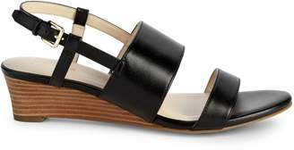 Cole Haan Annalee Grand Banded Wedge Sandals