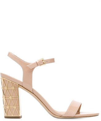 MICHAEL Michael Kors Beekman block heel sandals