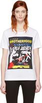 DSQUARED2 White Liza Fit T-shirt
