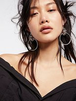 Vanessa Mooney Lion's Den Knocker Earrings by at Free People