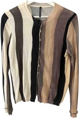 Liviana Conti Beige Cotton Knitwear for Women