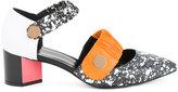 Pierre Hardy Penny pumps - women - Calf Leather - 36