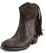 Geste Proposition Mt012 Round Toe Leather Bootie.