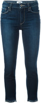 Paige skinny cropped jeans - women - Cotton/Polyester/Spandex/Elastane - 27