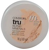 Cover Girl Trublend Minerals Loose Powder, Translucent Med 410, 0.63-Ounce