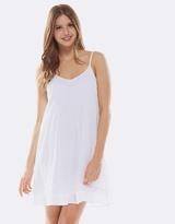 Deshabille Belize Dress White